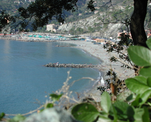 View of Levanto